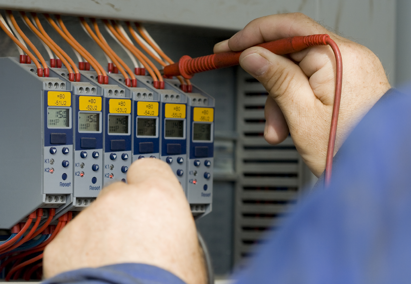 Electrical maintenance services for Electric motor repair chicago